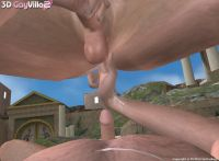 3D Gay Villa game review