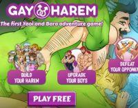 Gay Harem game porn